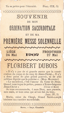 Floribert Dubois